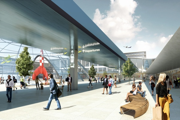 Brussels Airport unveils its Strategic Vision